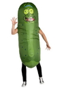 Palamon Rick and Morty Inflatable Pickle Rick Adult Costume