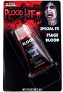 Paper Magic 2 Fluid Ounces Fake Stage Blood Costume Makeup Kit