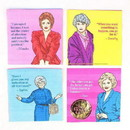 The Golden Girls Lunch Party Napkins 16 Pack