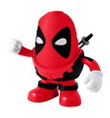 Promotional Partners Worldwide Marvel Deadpool 6-Inch Mr. Potato Head PopTater
