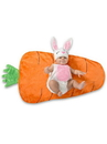 Princess Paradise Swaddle Wings Baby Bunny Baby Costume - 0/3M