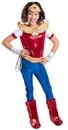 Princess Paradise DC Super Hero Girls Premium Wonder Woman Child Costume