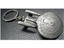 Quantum Mechanix Star Trek Enterprise NCC-1701-D Key Ring