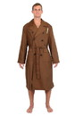 Robe Factory RBF-10111-C Doctor Who 10th Doctor Brown Trench Coat Styled Men's Robe