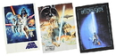 Robe Factory RBF-11312-C Star Wars 3-Piece Trilogy Posters Kitchen Towel Set