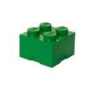 Room Copenhagen LEGO Storage Brick 4, Dark Green