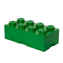Room Copenhagen RMC-40040634-C LEGO Storage Brick 8, Dark Green