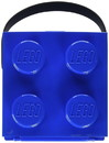 Room Copenhagen LEGO Lunchbox With Handle, Bright Blue