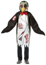 Rasta Imposta Zombie Penguin Costume Tunic Adult One Size Fits Most