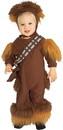 Rubie's RUB-11681TD-C Star Wars Chewbacca Child Toddler Costume