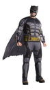 Rubie's Justice League Tactical Batman Adult Costume, Plus Size