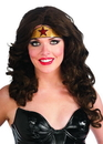 Rubie's Wonder Woman Crown Glitter Sticker Tattoo Costume Accessory One Size