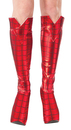 Rubies Marvel Spider-Girl Adult Costume Boot Tops