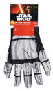 Rubies Star Wars The Force Awakens Adult Costume Accessory Captain Phasma Gloves
