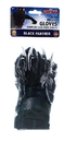 Rubie's RUB-32629-C Captain America 3 Deluxe Black Panther Costume Gloves Adult One Size