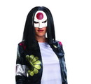 Rubie's Suicide Squad Katana Costume Wig Adult One Size