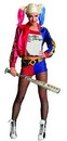 Rubie's Suicide Squad Harley Quinn Inflatable Costume Bat Adult One Size