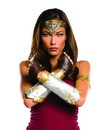Rubie's Dawn Of Justice Wonder Woman Deluxe Costume Set Adult One Size