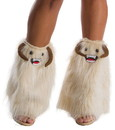 Rubie's RUB-33906-C Star Wars Wampa Leg Warmers Faux Fur Costume Accessory