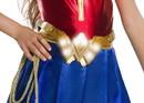 Rubie's RUB-34385-C Justice League Light-Up Wonder Woman Child Costume Belt
