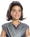 Rubie's RUB-34457-C Star Wars: The Last Jedi Rey Child Costume Wig