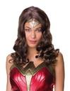 Rubie's RUB-34604-C Justice League Wonder Woman Adult Costume Wig