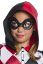 Rubie's DC Superhero Girls Harley Quinn Child's Costume Mask
