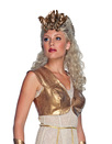 Rubies Clash Of The Titans Sexy Athena Costume Wig & Headpiece Adult