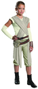 Rubie's RUB-620090 Star Wars The Force Awakens Rey Deluxe Child Costume