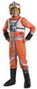 Rubie's Star Wars Deluxe X-Wing Fighter Pilot Costume Child