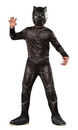 Rubie's Captain America 3 Black Panther Costume Child