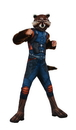 Rubies Guardians Of The Galaxy Vol 2 Rocket Raccoon Deluxe Child Costume