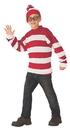 Rubie's Where's Waldo Deluxe Child Costume