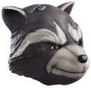 Rubie's RUB-68873-C Guardians of the Galaxy Vol.2 Rocket Adult Costume Overhead Mask