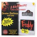 Rubie's RUB-7323-C A Nightmare on Elm Street 2-Piece Halloween Sign Set