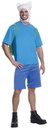 Rubie's Adventure Time Finn Deluxe Adult Costume