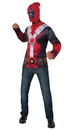Rubie's RUB-810957XL Marvel Deadpool Adult Costume Top
