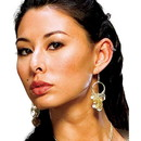 Rubies 300 Spartan Queen Gorgo Coin Earrings Prop Costume