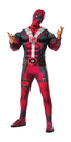 Rubie's RUB-820181XL Marvel Deadpool Deluxe Costume Adult
