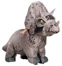 Rubie's Jurassic World Fallen Kingdom Triceratops Deluxe Inflatable Adult Costume