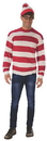 Rubie's Where's Waldo Deluxe Adult Costume