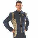Rubie's Star Trek Discovery Command Uniform Gold Male Adult Costume