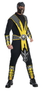 Rubie's Mortal Kombat Scorpion Costume Adult