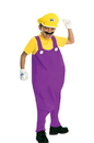 Rubie's Super Mario Bros Deluxe Wario Costume Child