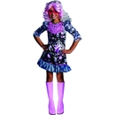 Rubie's RUB-884913L Frights Camera Action Monster High Viperine Child Costume