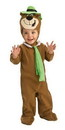 Rubie's Yogi Bear EZ-On Romper Costume 6-12 Months
