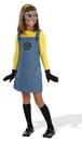 Rubie's Despicable Me 2 Girl Minion Costume Child
