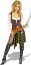 Pirate Of The Seven Seas Pirate Wench Adult