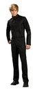 Bruno Black Velcro Outfit Costume Adult