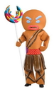 Rubie's Shrek 4 Gingerbread Warrior Deluxe Costume Adult X-Large